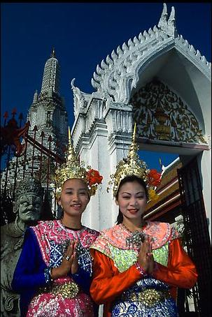 Traditional Thai Costumes